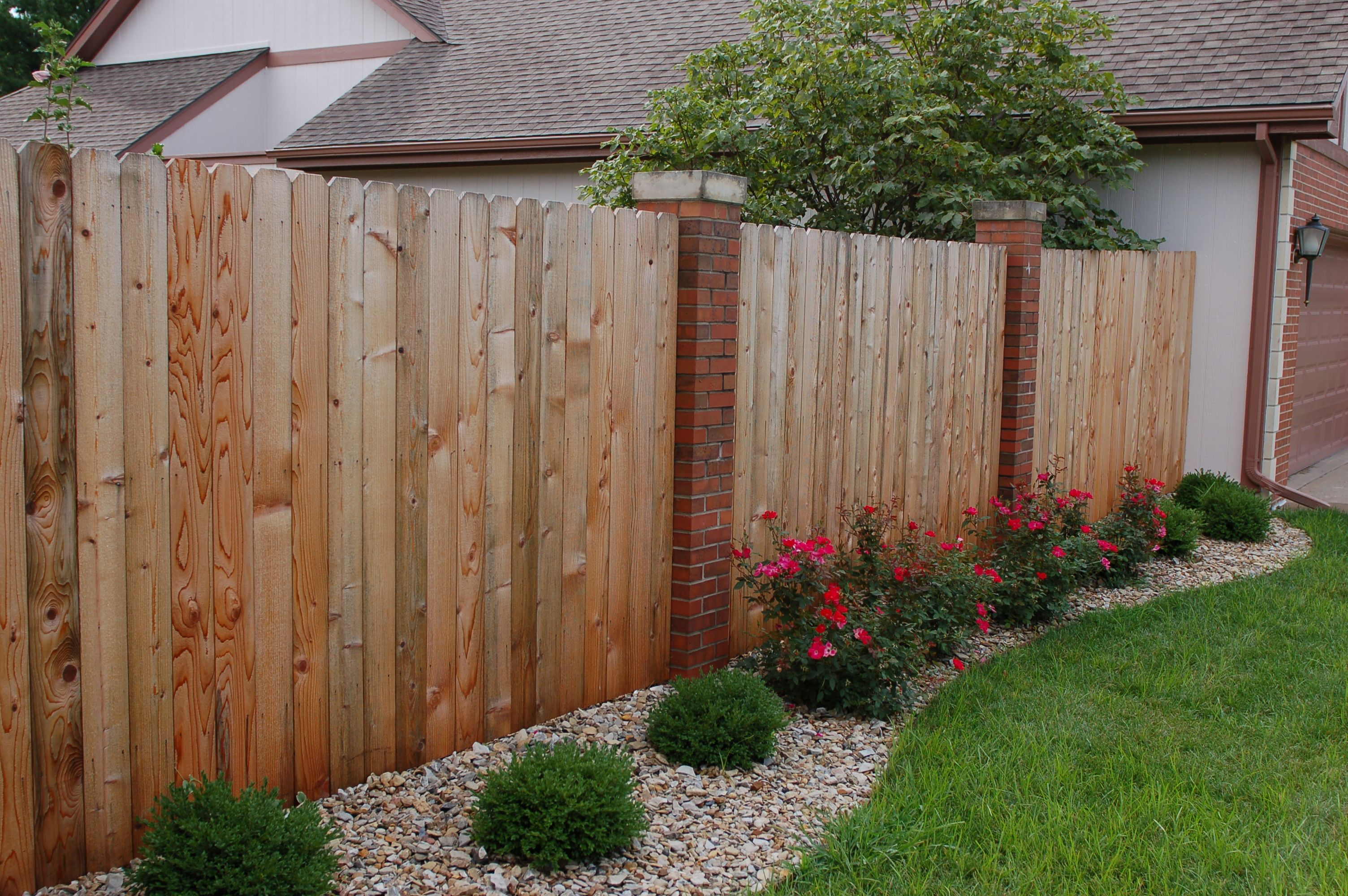 Homepage | Fences & Gates | Backyard fences, Fence ...