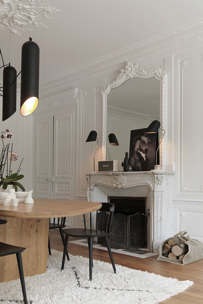 Photo of 〚 Magnificent ancient estate with elegant modern interiors in France 〛 ◾ Фото ◾Идеи◾ Дизайн