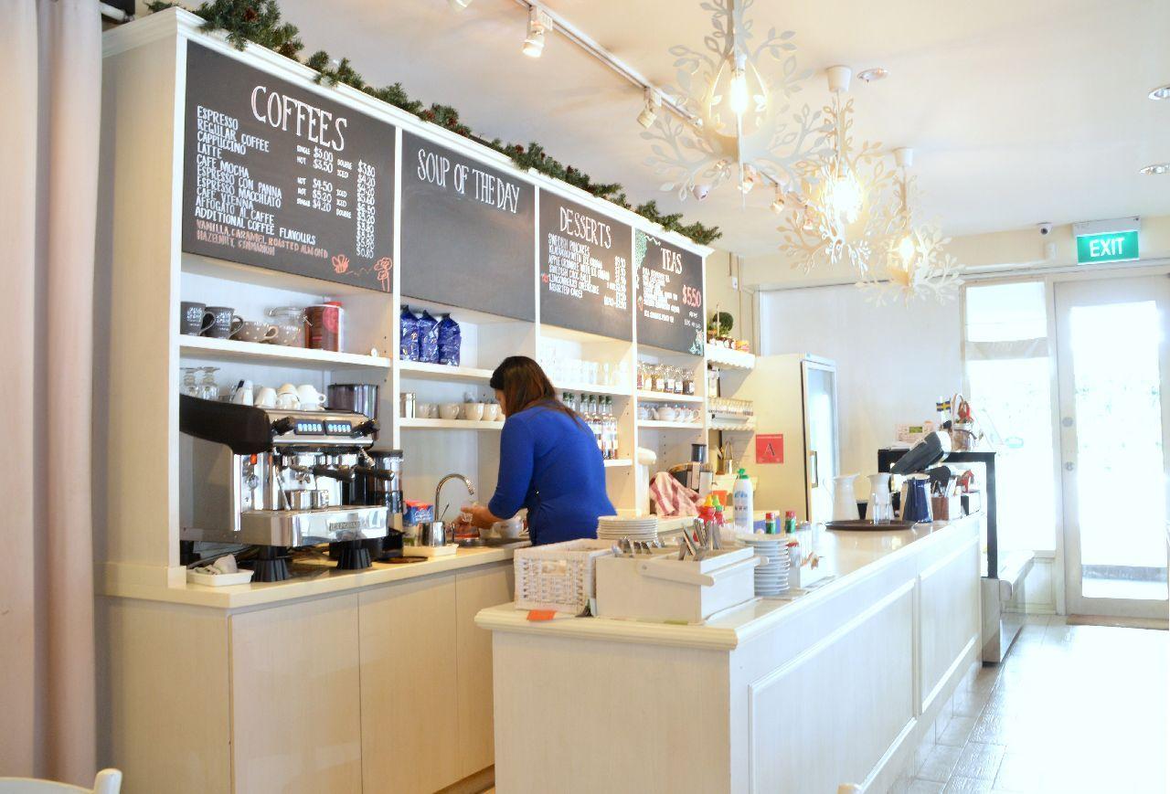 Fika Cafe Beach Road Cafe Top Cafe Halal Recipes
