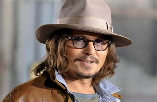 Popular Actor Johnny Depp HD Wallpapers