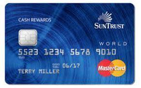 Alaska Credit Card Login >> Suntrust Rewards Credit Card Login Suntrust Rewards Credit