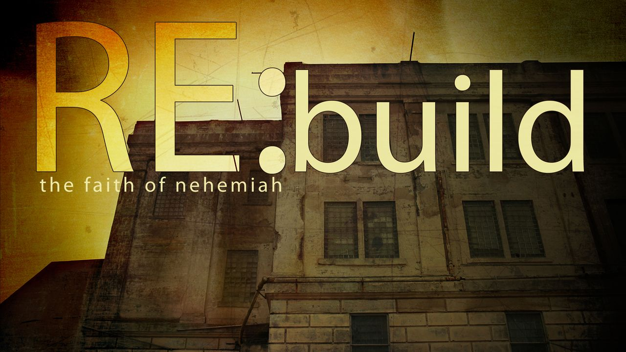 Nehemiah Was A Man With A Burden His Burden Soon Turned Into A