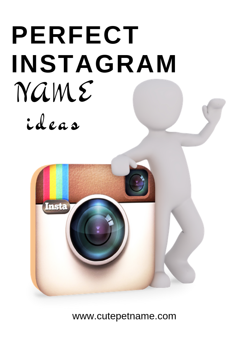 10 Ways To Come Up With The Perfect Instagram Name Clever Instagram Names Instagram Names Good Instagram Names