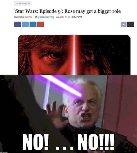 What Do You All Think Of This Star Wars Humor Star Wars Memes Star Wars Universe