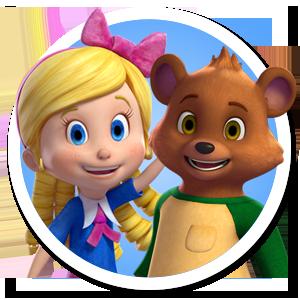 Goldie Y Osito Goldie Y Osito En 2019 Fiesta Minnie Amigos De