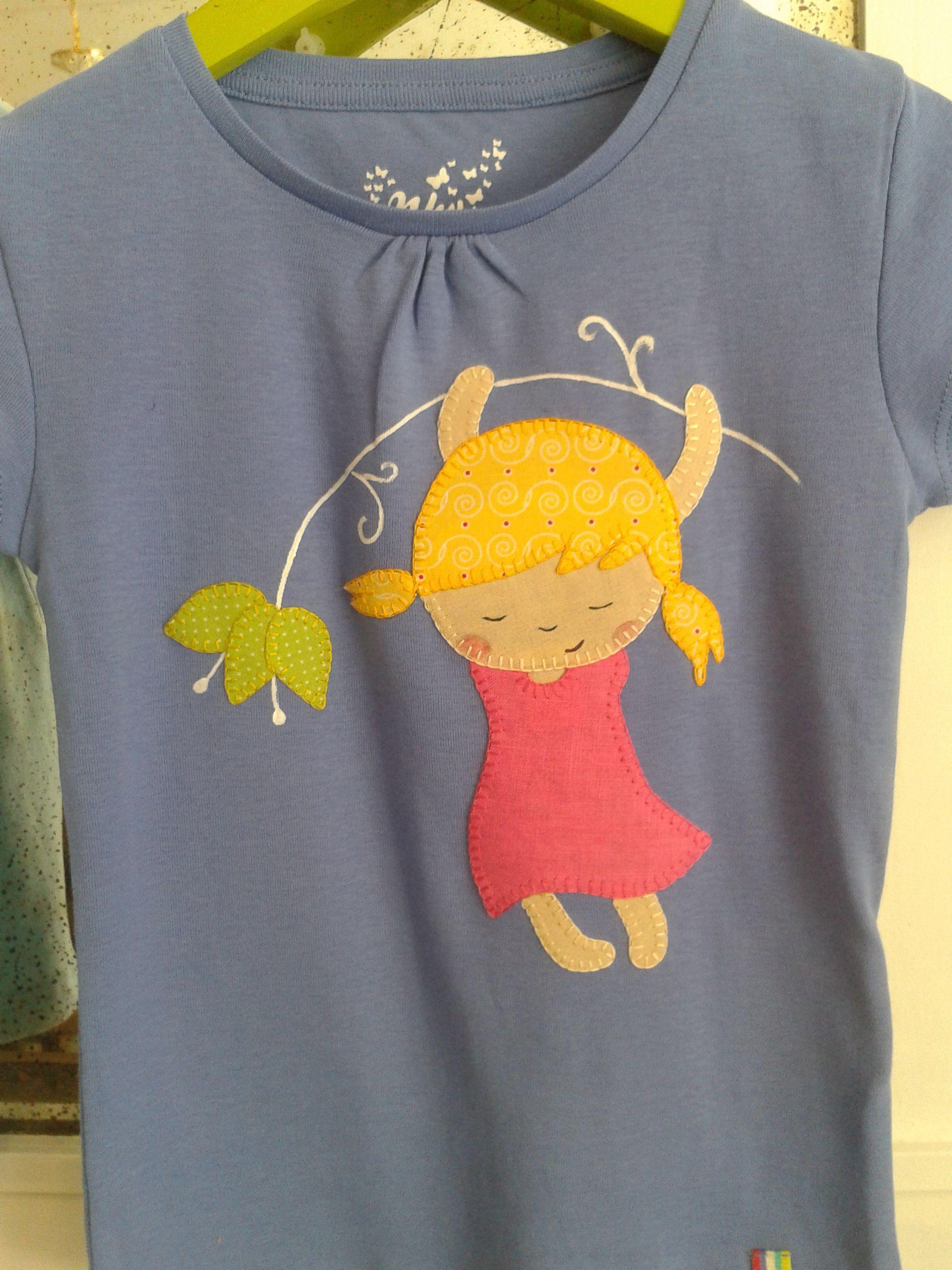 El taller del patch crea camisetas con mezcla de estilos - Pintura para camisetas ...