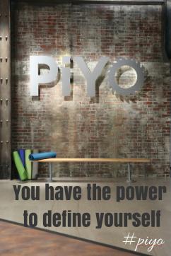 You have the power to define yourself.  #piyo http://www.chalenejohnson.com/piyo