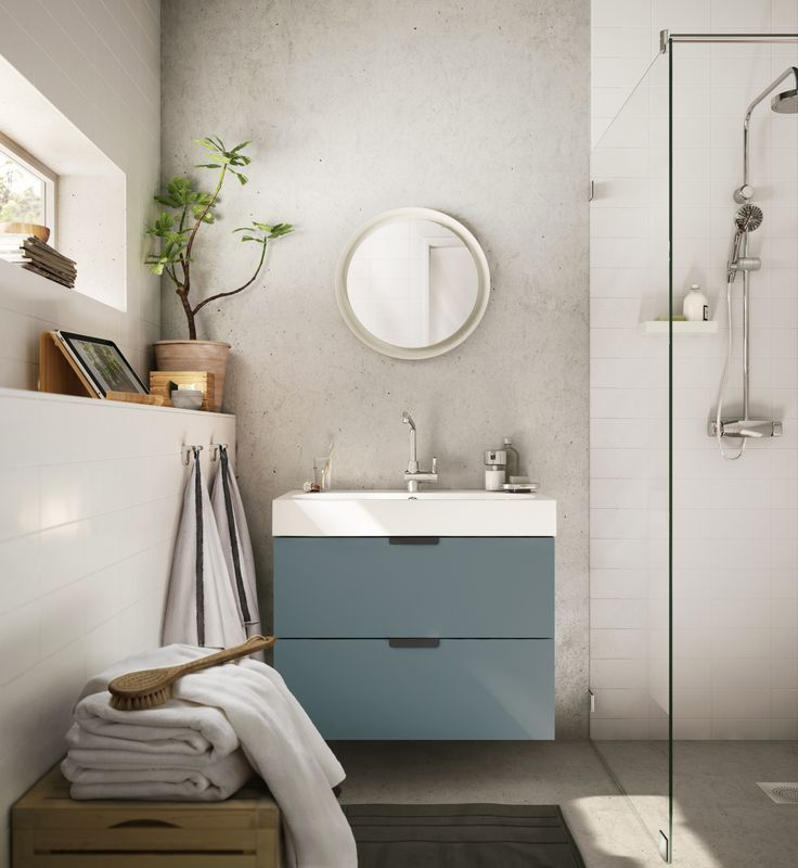 Image Result For Ikea Godmorgon Badkamerkast Turquoise