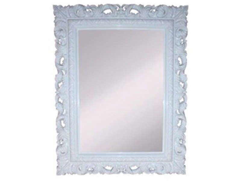 Conforama Miroir 50x65 cm SO GLAM coloris blanc, 29,99€ | Miroir ...