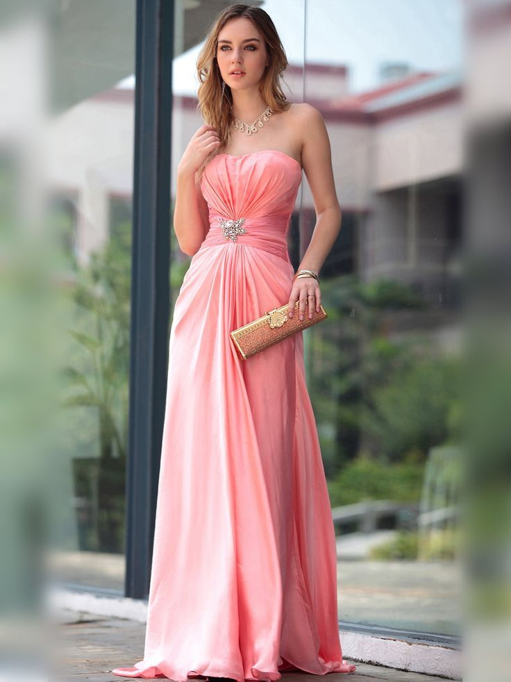 Long formal dresses   I would rock this   Pinterest   Formal, Prom ...