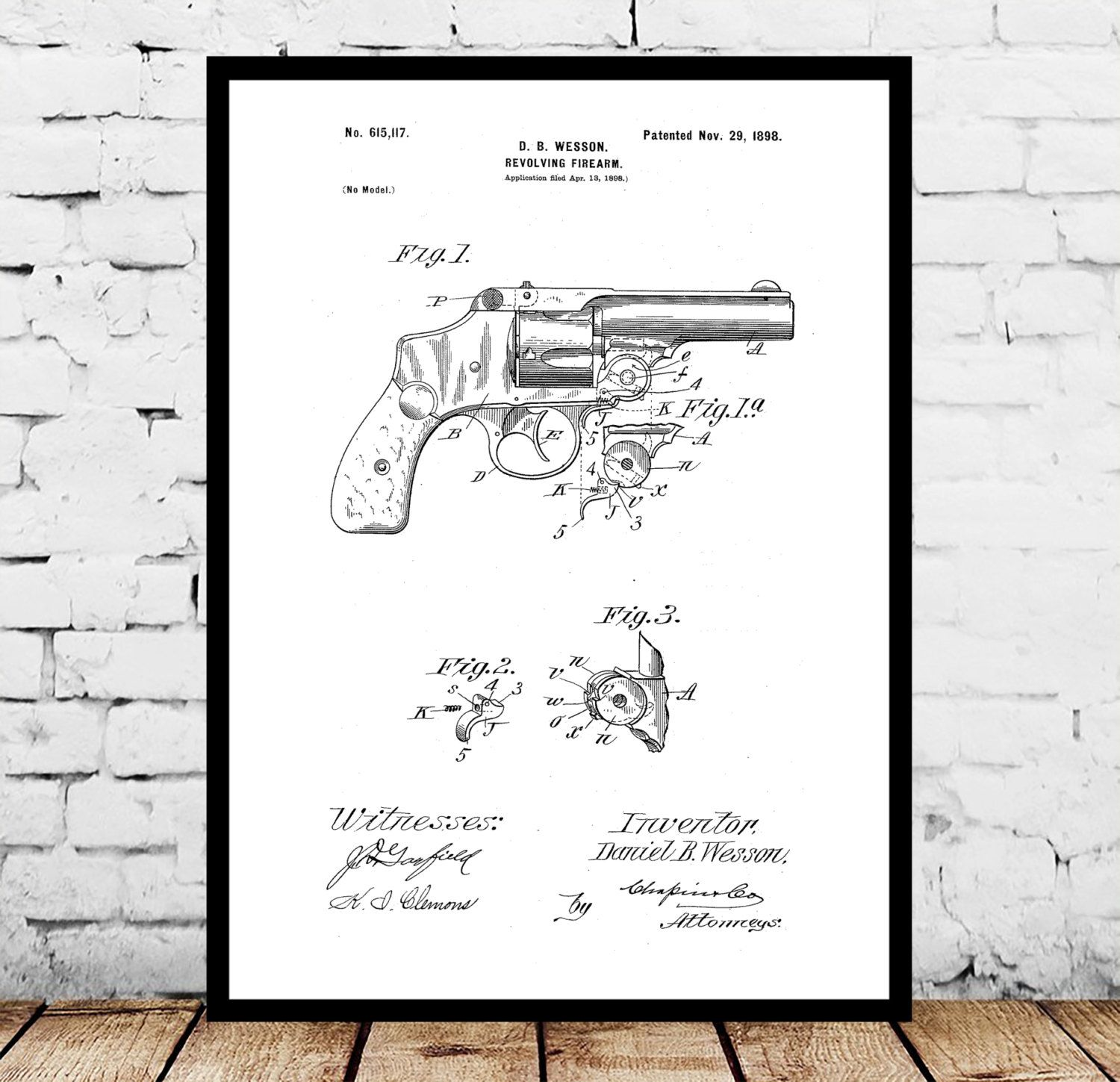 Wesson revolver poster wesson pistol patent wesson pistol print wesson revolver poster wesson pistol patent wesson pistol print wesson pistol art wesson pistol decor wesson pistol blueprint revolver malvernweather Images