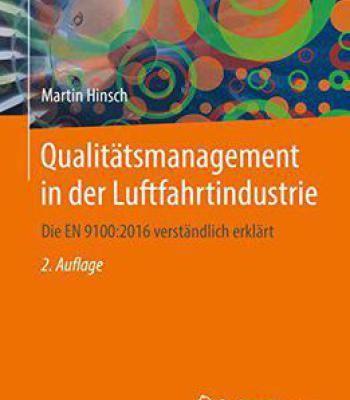 Qualitätsmanagement In Der Luftfahrtindustrie: Die En 9100:2016 ...
