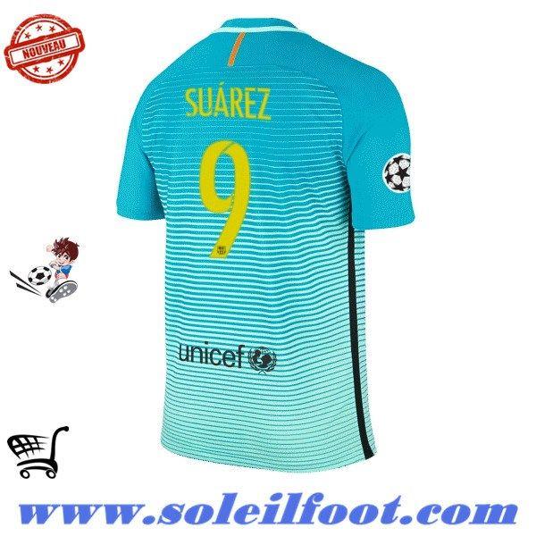 Maillot THIRD FC Barcelona Suárez