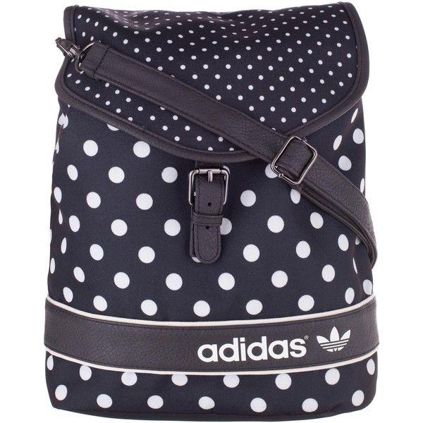 218facec23 adidas Originals EF Dots Backpack ( 66) found on Polyvore
