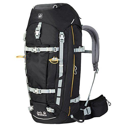 Jack Wolfskin Mens Mountaineer 48 Men Technical Trekking Pack