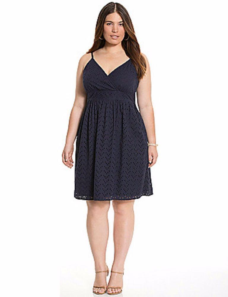 Details about Lane Bryant polka dot midi skirt size 16 | Dots ...