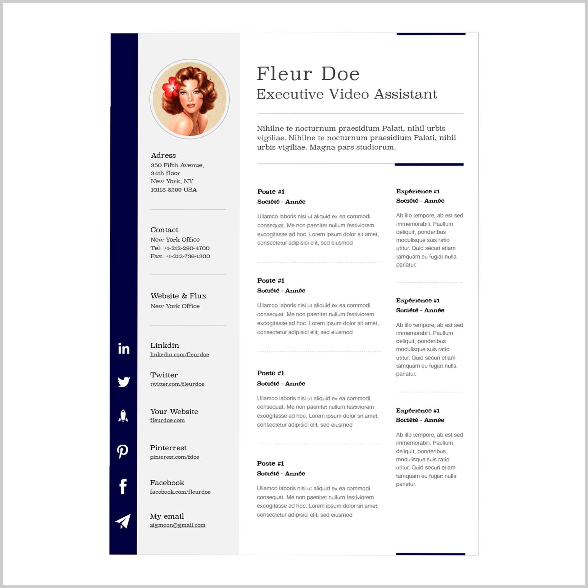 Free Resume Templates Apple Pages Freeresumetemplates