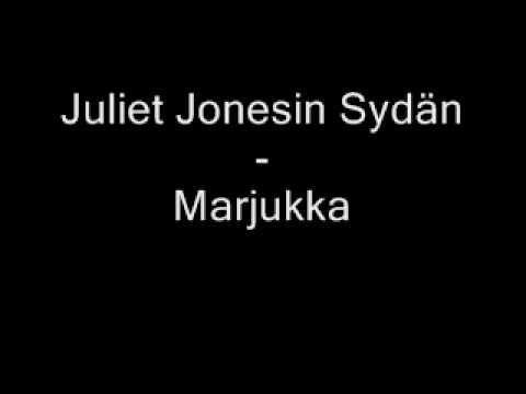 Juliet Jonesin Sydän - Marjukka
