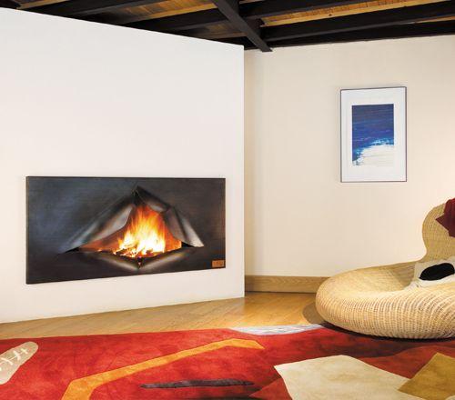 focus chemin es design poeles barbecues contemporains. Black Bedroom Furniture Sets. Home Design Ideas