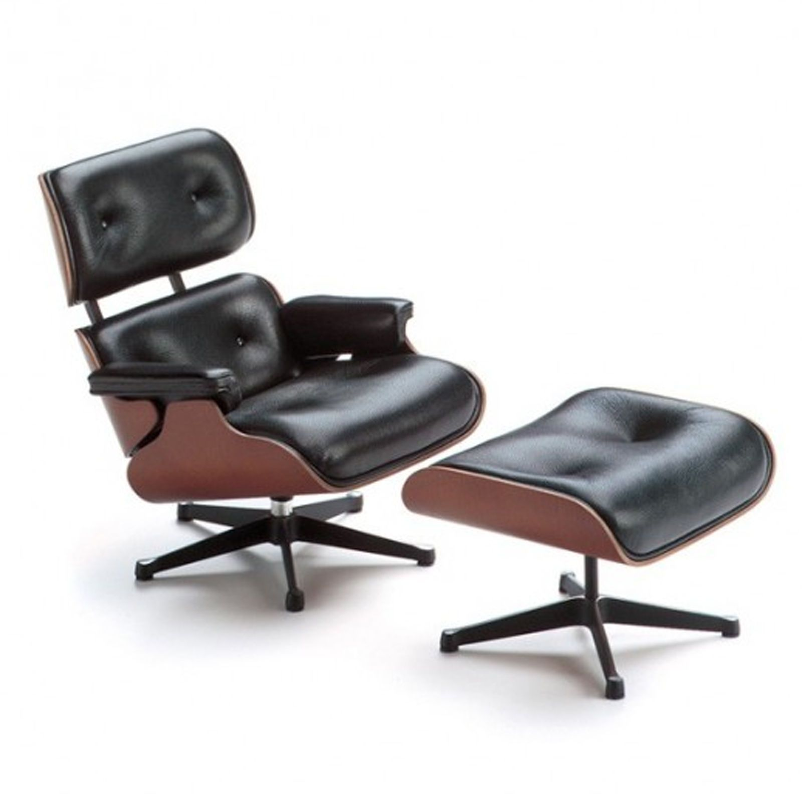 reac japan design interior collection 1 12 eames lounge ottoman