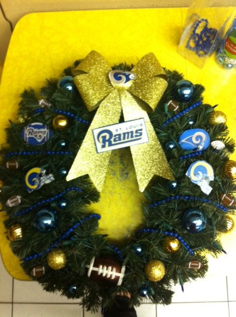 St Louis Rams NFL handmade one of a kind by SockKnockerDecals, $85.00 - St Louis Rams NFL Handmade One Of A Kind By SockKnockerDecals