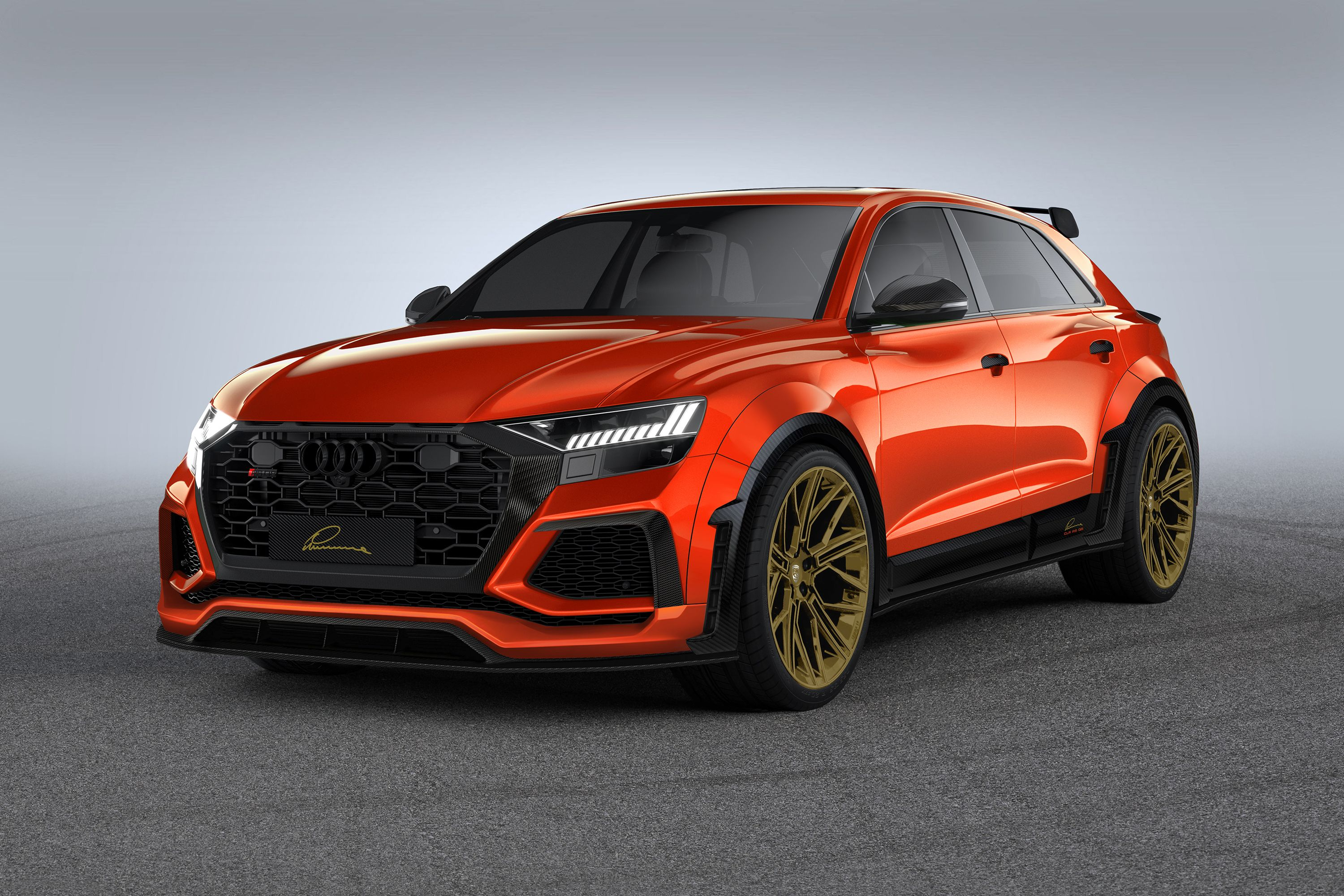 2020 Audi Rs Q8 By Lumma Design Top Speed In 2020 Audi Rs Suv Models Suv