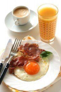 Adelgaza desayunando