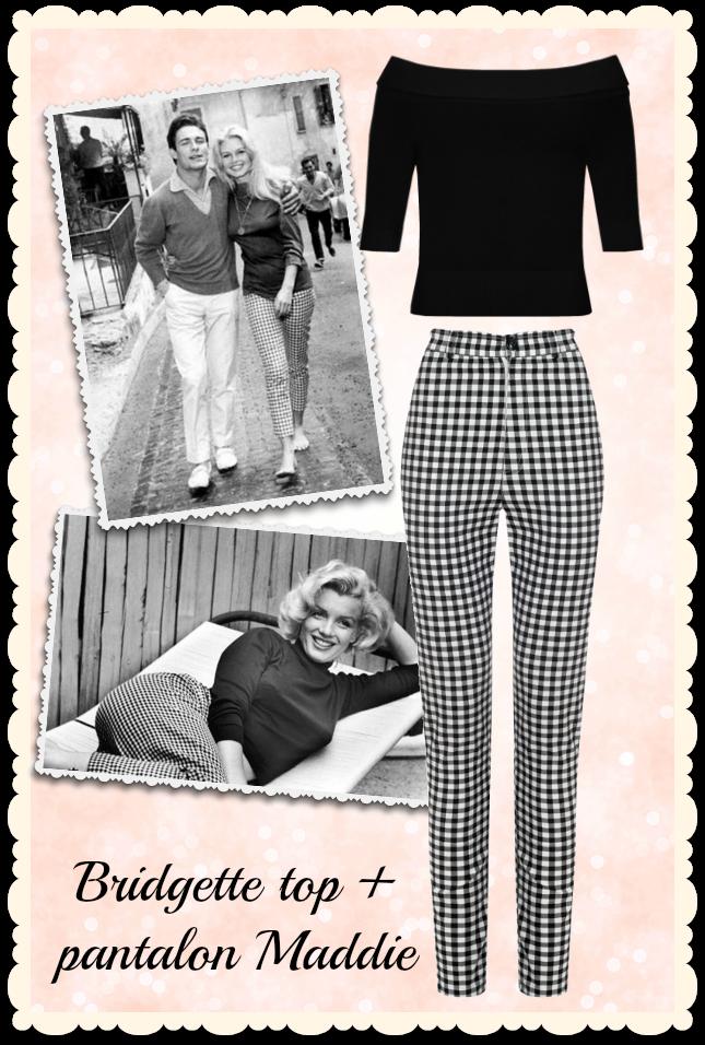 TROUSERS - Shorts Brigitte Bardot oIFHv
