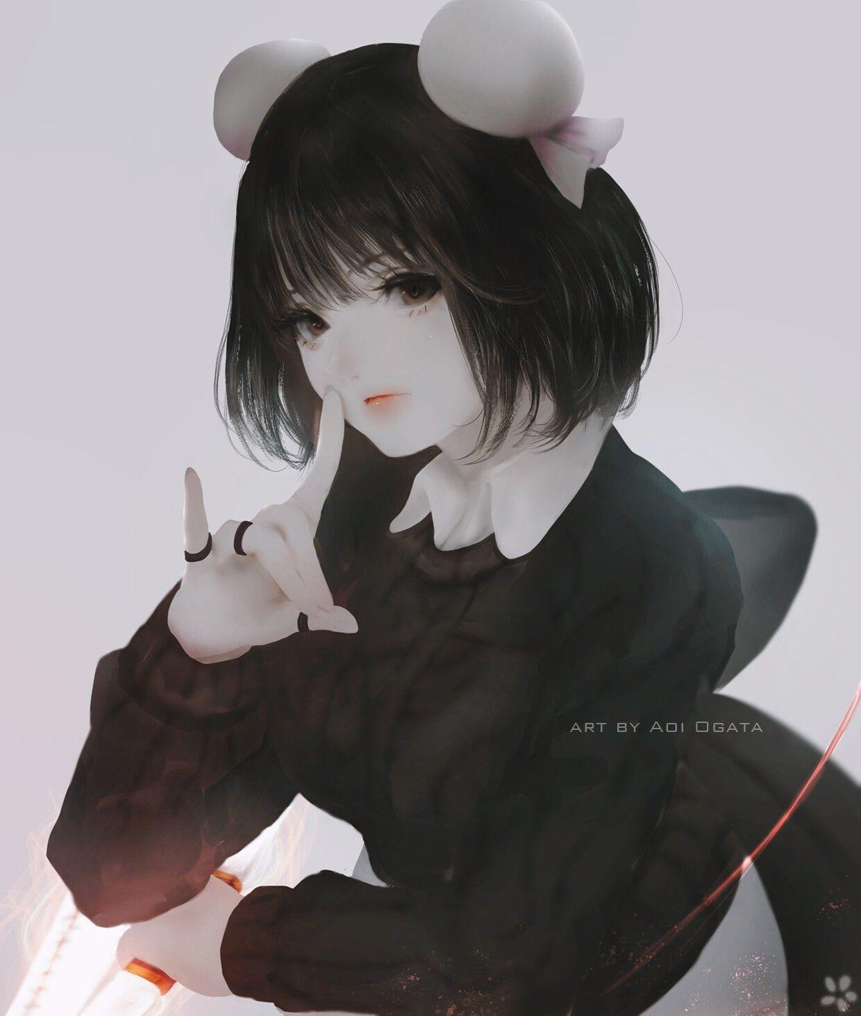 ArtStation - MapleStory 2, Aoi Ogata