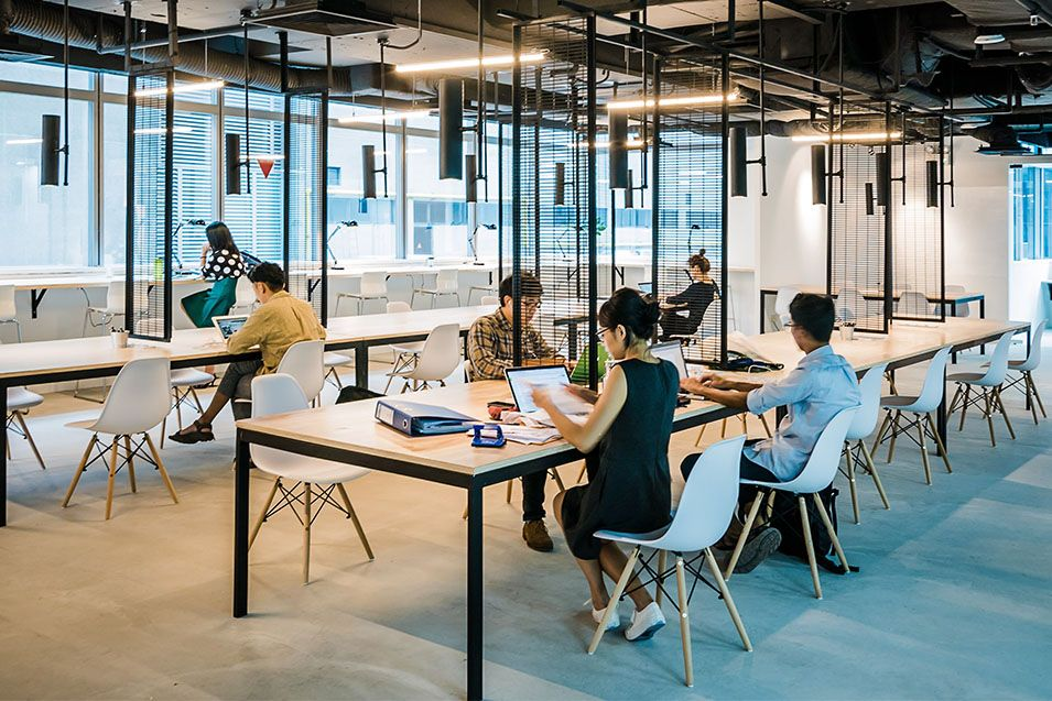How to boost business productivity with coworking space in