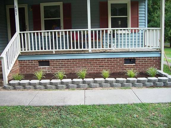 fences, raised flower beds and retaining walls. | garden design