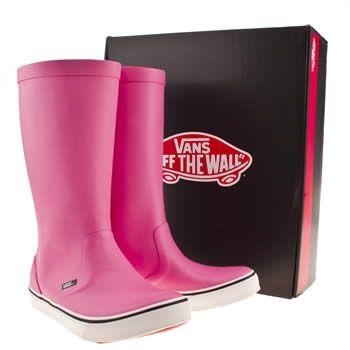 Women's Pink Vans Rainfall Checkerboard at Schuh