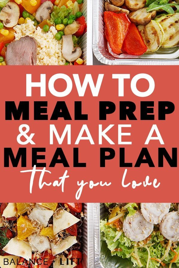 Meal Prep Guide: How to Meal Prep for Beginners images