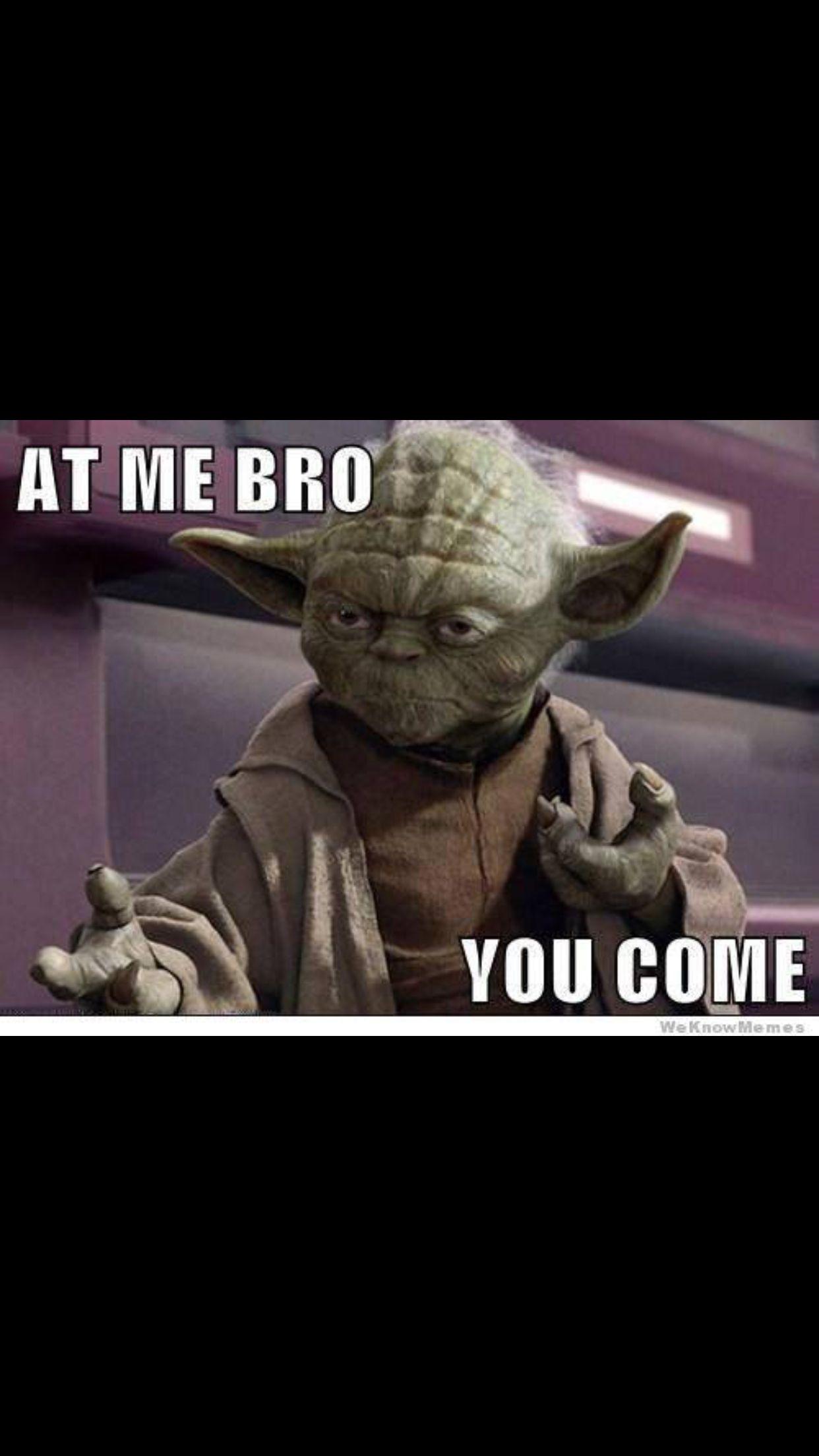 Yoda's Philosophy Yoda, Star wars nerd, Star wars