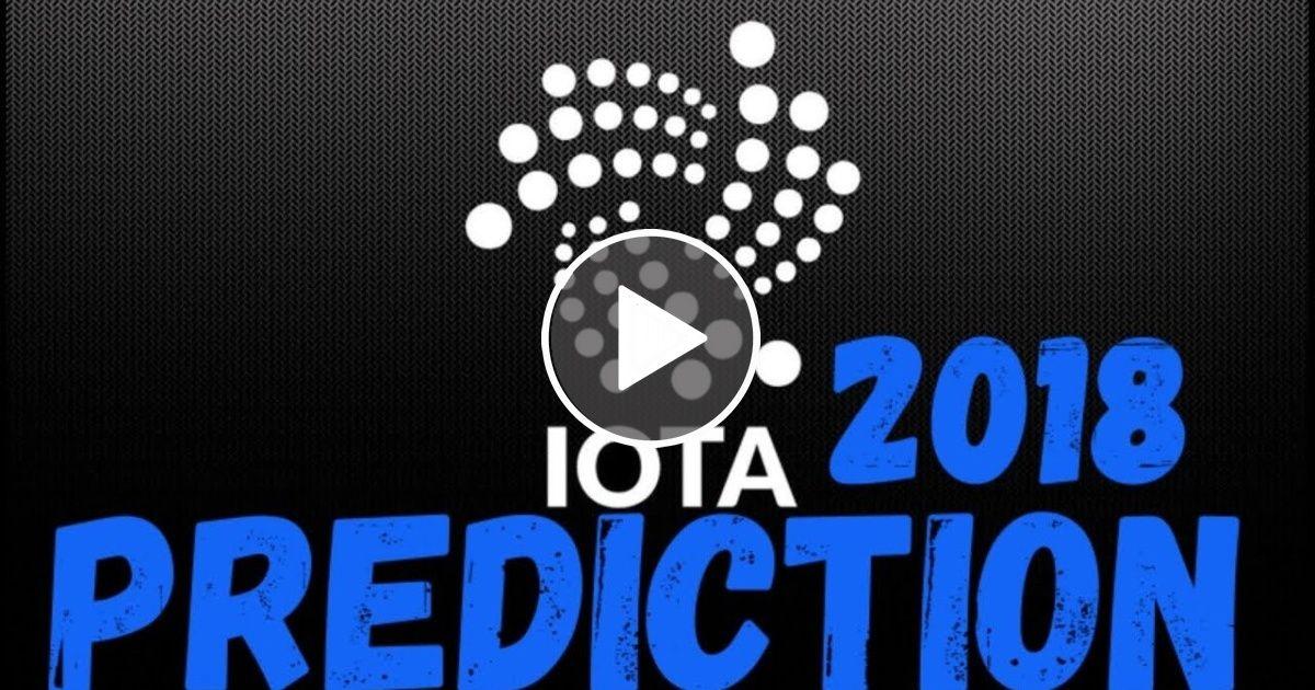 iota cryptocurrency future