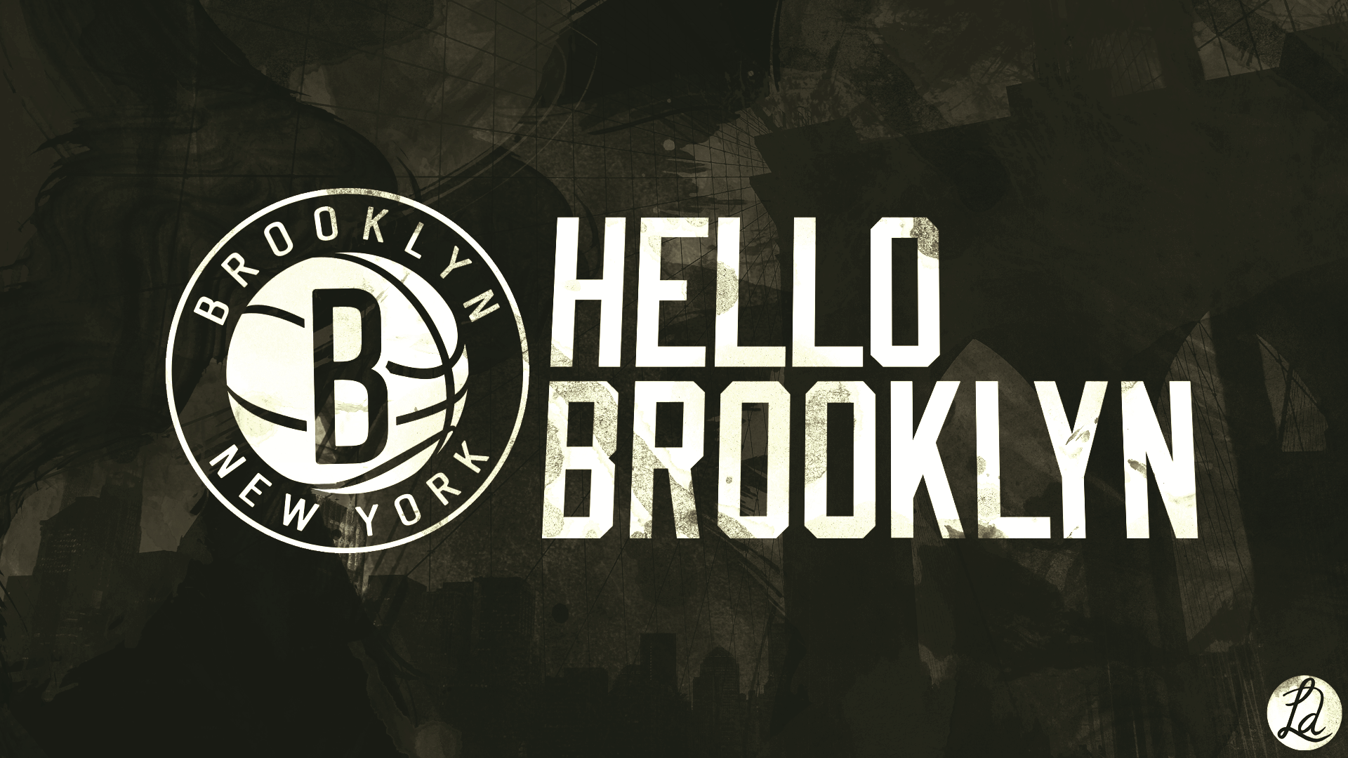 Hello Brooklyn Wallpaper By Lucasitodesign On DeviantART