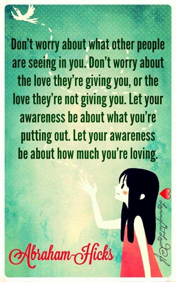 Love Manifestation Abraham Hicks Quotes