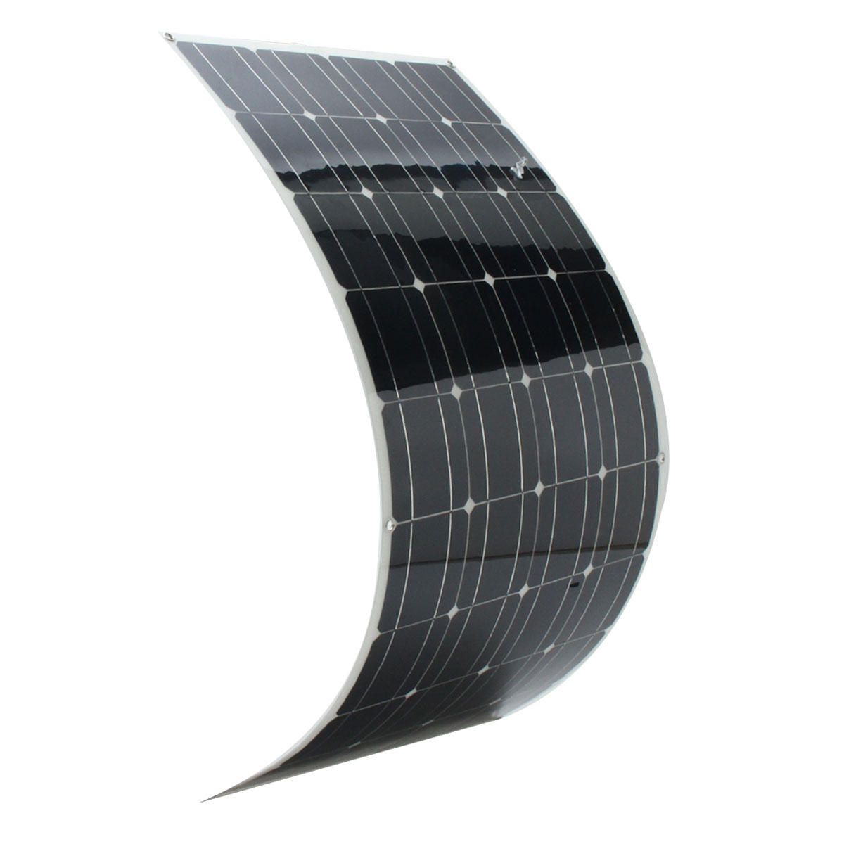 Elfeland Sp 36 120w 12v 1180 540mm Monocrystalline Semi Flexible Solar Panel With 1 5m Cable Module Board From Electronic Components Supplies On Banggood Com