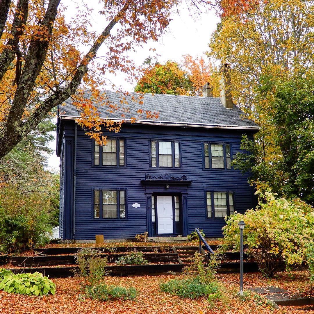 Fixing Up An Old New Englander In Maine: Bucksport, Maine Julie Senk (@northern_vernacular) On