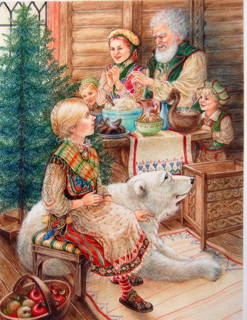 Encontrado en Google en pinterest.com | Рождественские ...