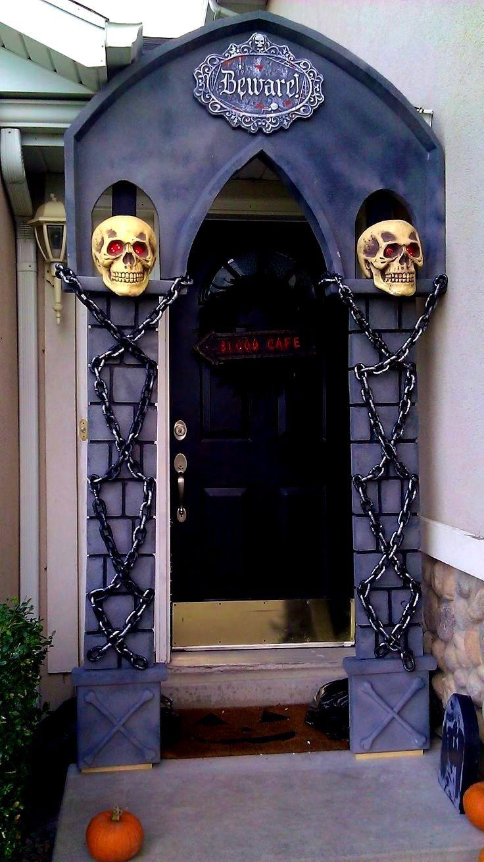 Image result for door decorating contest ideas halloween ...