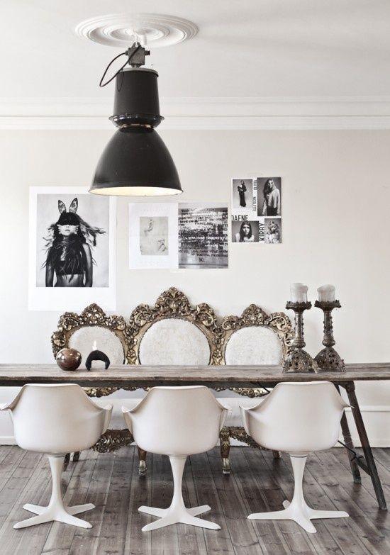 K: Antikviteter & Vintage i Moderne Hjem...
