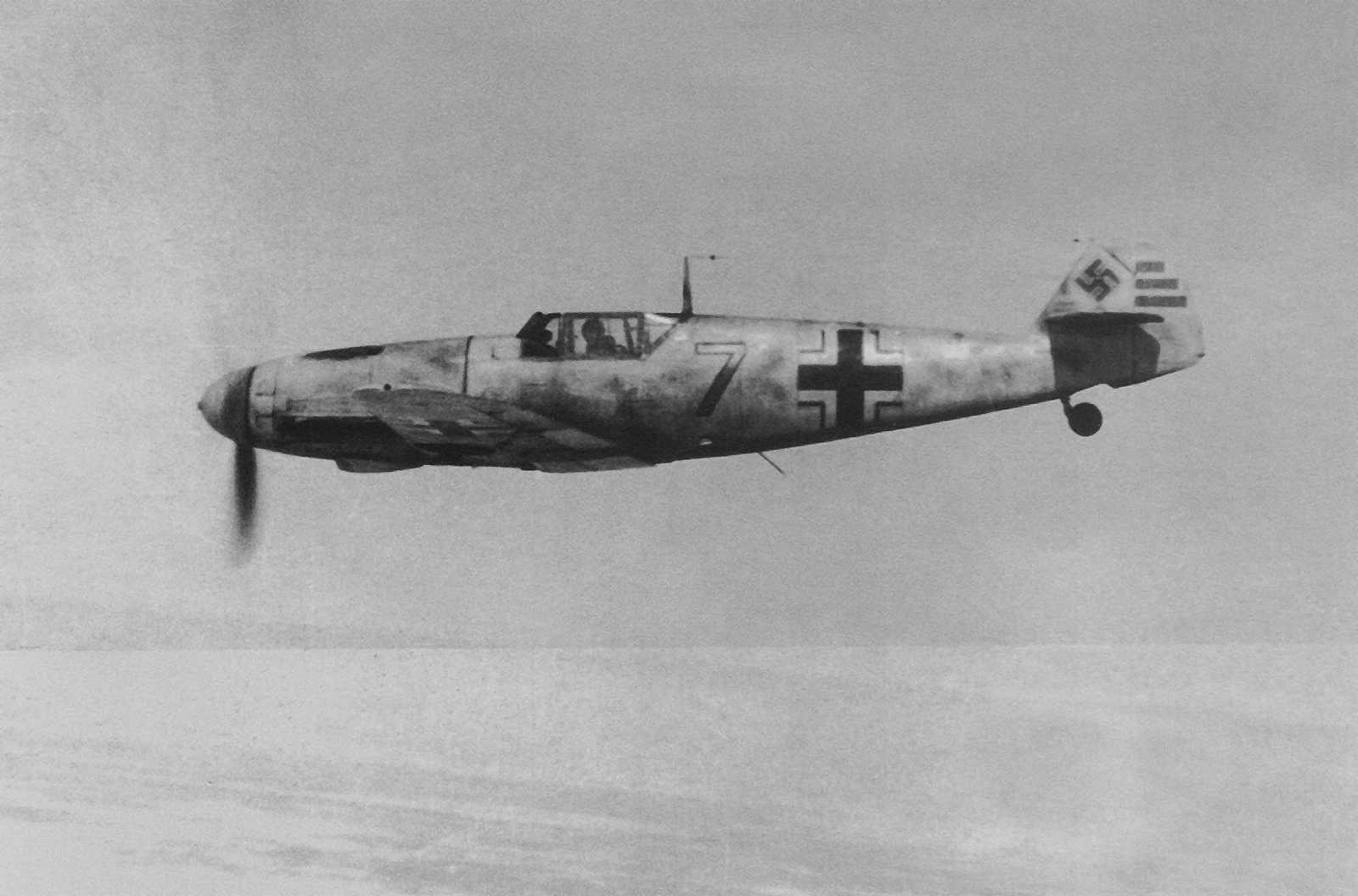 Messerschmitt Bf109F JG51 Russia