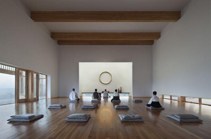 Nice Open Space Espacio De Meditacion Salas De Meditacion