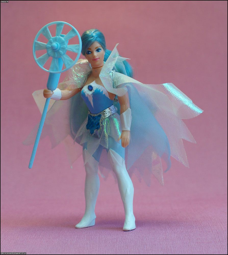 I had this Frosta She-Ra doll. | Childhood memories, Childhood memories  70s, Nostalgic toys