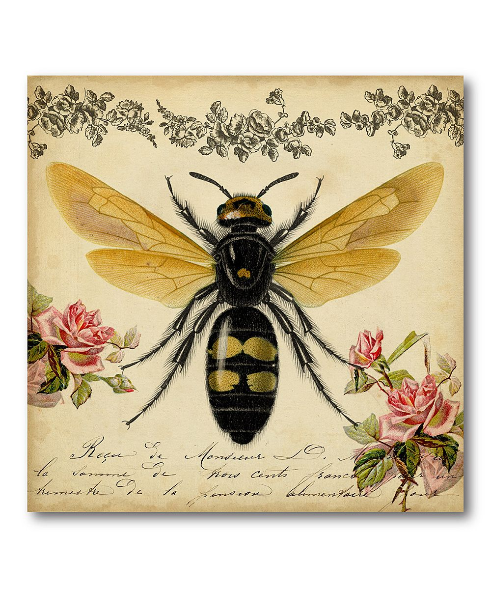 Honey Bee Gallery Canvas | :::: The Humble Bumble :::: | Pinterest ...