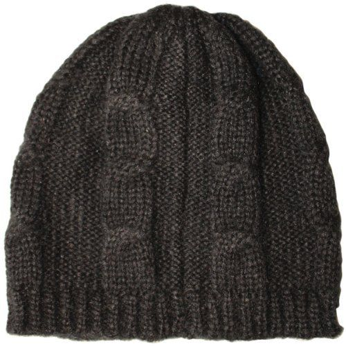 Acrylic Knit Hat, Black by Mark Richards. $9.06. Acrylic Knit Hat, BlackMARK RICHARDS-Acrylic Knit Hat. This simple yet elegant cable knit hat is beautiful on its own but it also makes a fantastic base piece ready to be embellished to fit your own personal style and flair! Clip or pin on a variety of accessories (not included) and get a new look every day! This package contains one hat: 8 inches deep; 9-1/2 inches wide when laid flat. Imported.