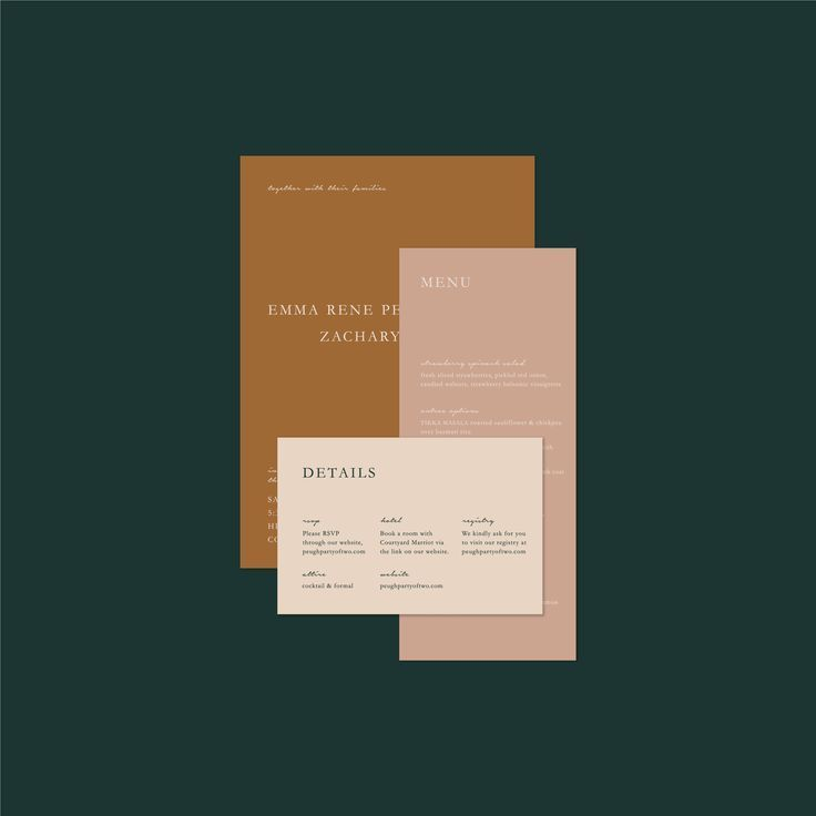 Wedding Stationery For The Modern Bride