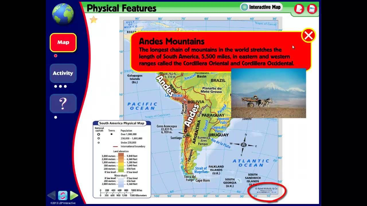 Map skills physical features minis interactive whiteboard software map skills physical features minis interactive whiteboard software explore some of the worlds gumiabroncs Images