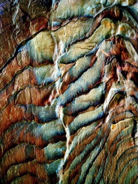 Rocks Petra - Jordan